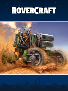 RoverCraft Race Your Space Car Screenshot