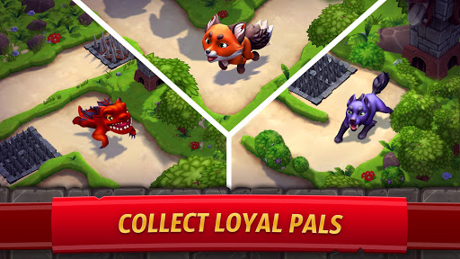 Royal Revolt 2: Tower Defense RTS & Castle Builder screenshots 5
