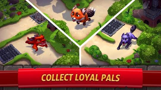 Royal Revolt 2 MOD (God Mode/Dumb Enemy) 5