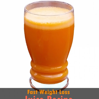 Fast Weight Loss Juice.