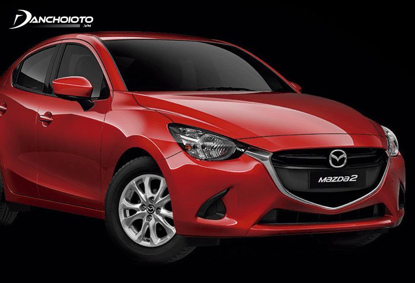 hình ảnh Nên mua Mazda 2 hay Honda City? - số 2