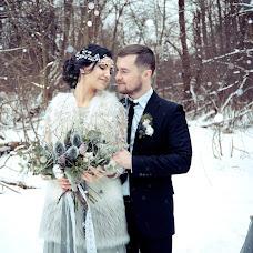 Wedding photographer Irina Lashkevich (strekoza4ka). Photo of 14.02.2016