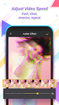 screenshot of Video Maker Of Photos & Effects, Slow Motion Video