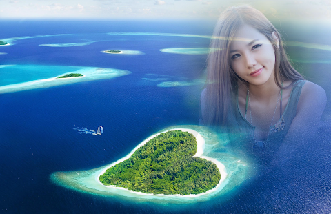 Island Photo Frames - náhled