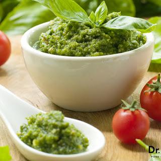 Basil Tomato Pesto