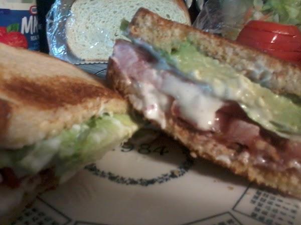 The Paul B.l.a.r.t. Sandwich Recipe