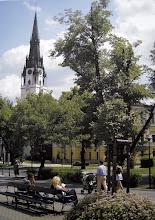 Photo: Szepesség legnagyobb városa, Igló (Spisská Nová Ves) főtere