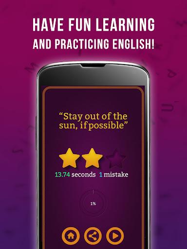 Learn English Sentence Master Pro screenshot 2