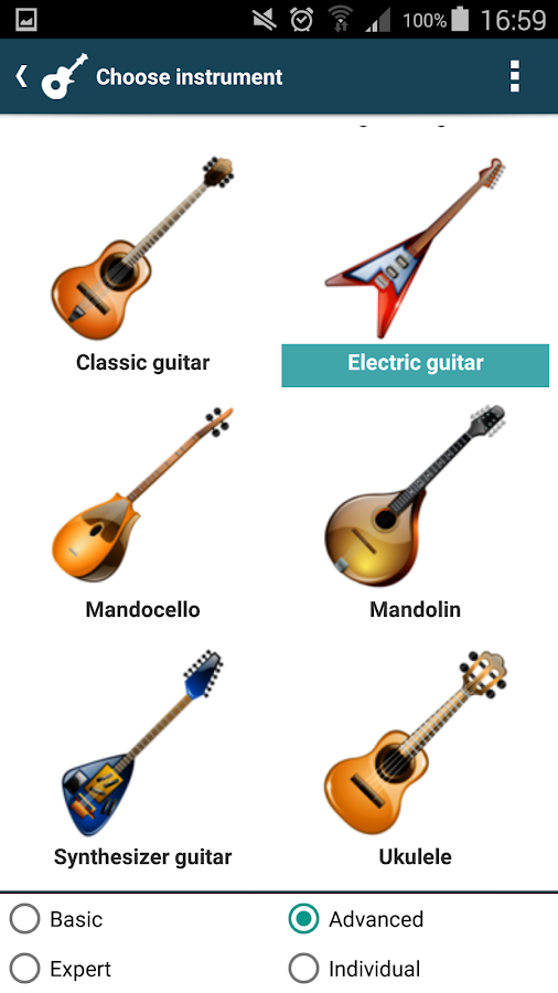 Mandolin 8 string mandolin chords : smart Chords & tools (guitar.. - Android Apps on Google Play