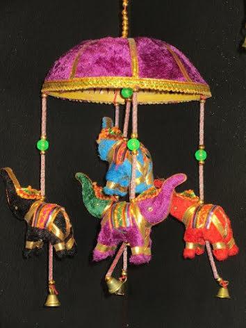 Mobil Elefant Paraply