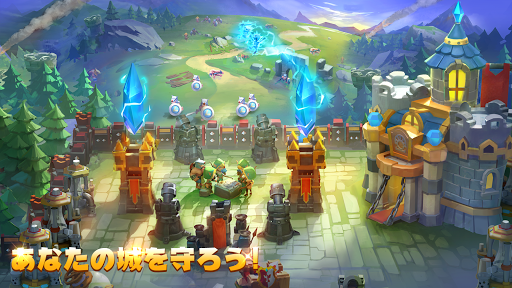 Castle Clashuff1au9802u4e0au6c7au6226  screenshots 12