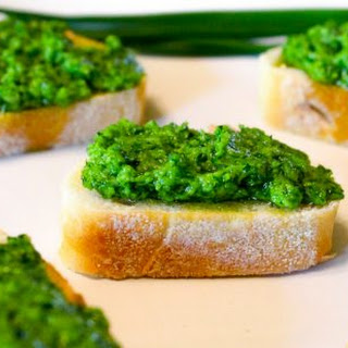 Garlic Chives Pesto Recipes