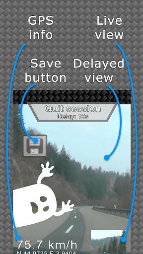 Dashcam Delay – Car Camera app