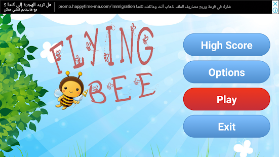 Flying Bee - náhled