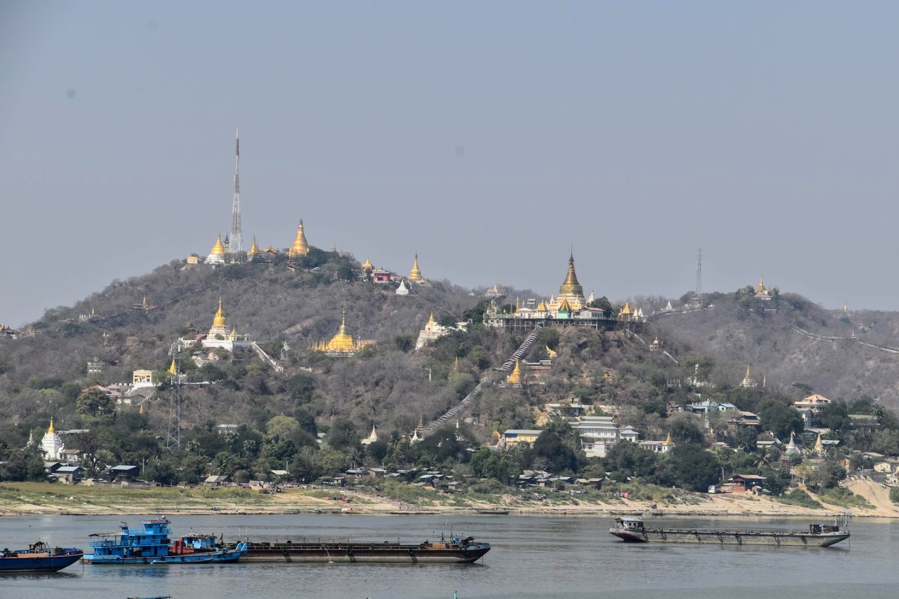 Excursión Sagaing Mandalay