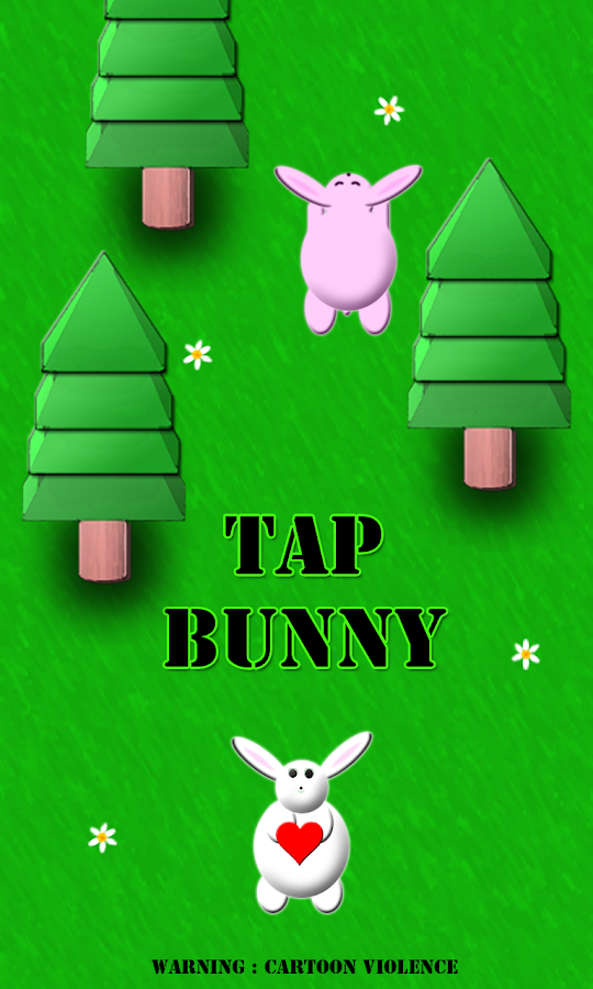 Tap Bunny- screenshot
