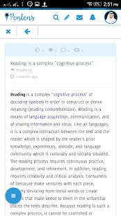 Penlens Read, Write and Share- screenshot thumbnail