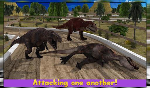 無料赛车游戏Appの3Dレーシング恐竜|記事Game