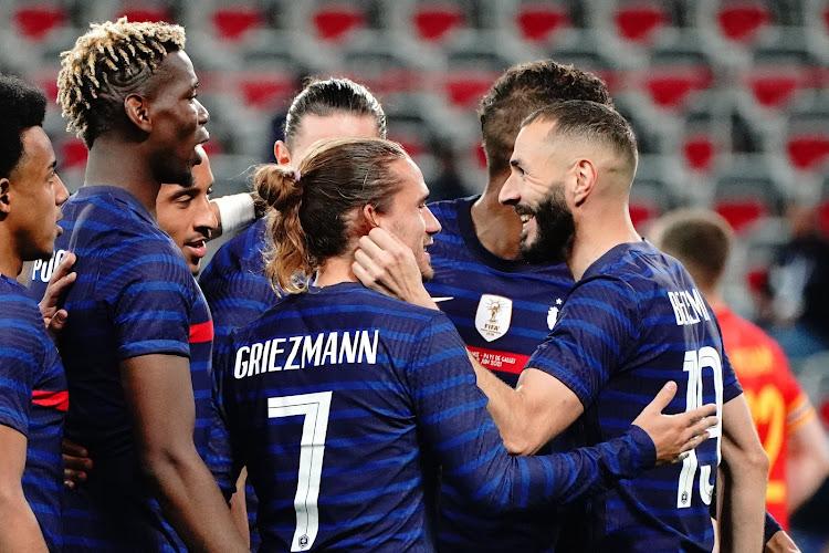 Le retour de Benzema en équipe de France a fait un carton au niveau des audiences