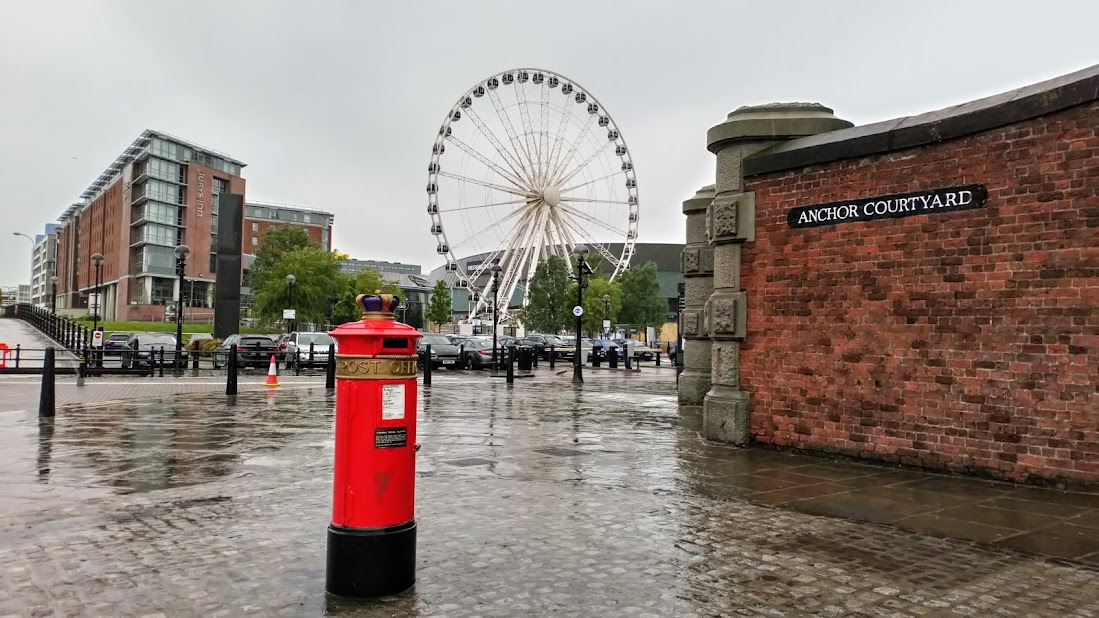 Exploring The City Of Liverpool On A Rainy Day Trip