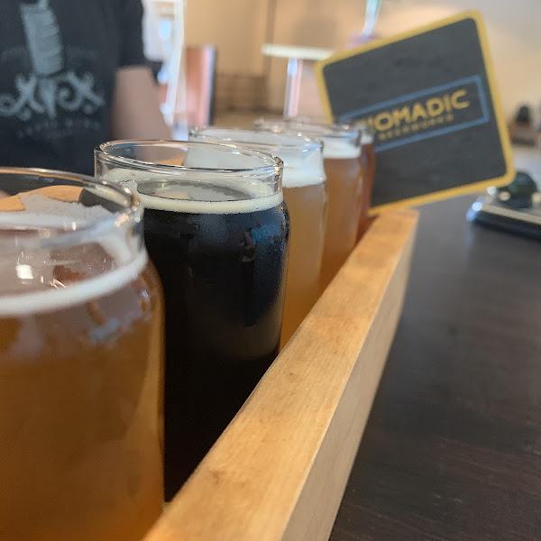 Photo from Nomadic Beerworks