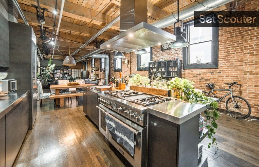 Former Spring Factory, Open-Concept Loft With Award-Winning ...