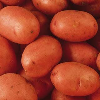 Garlic Roasted Red Skin Potato Soup