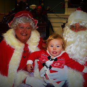 by Tricia Ellis - Public Holidays Christmas (  )