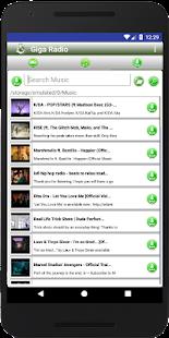 Listen and Player Music and Radios – Giga Radio 2