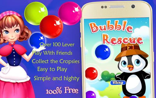 Bubble Rescue Shooter