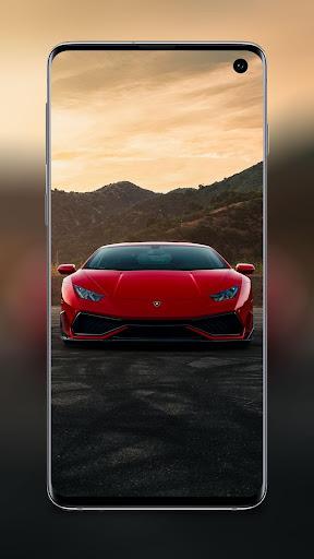 Sports Car Wallpaper - Lamborghini Wallpaper screenshots 6
