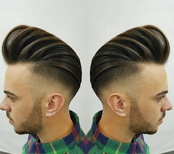 Newest Men Hair Styles- screenshot thumbnail