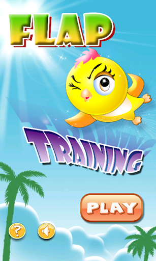 Happy Bird Flap-Training