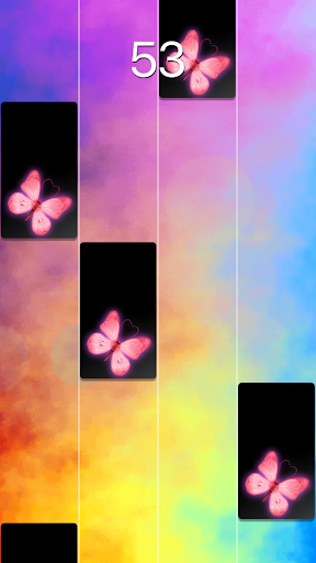Pink Piano Music Tiles: KPOP 1.09 Screenshots 6