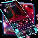 Neon Smoke Keyboard For Sony icon