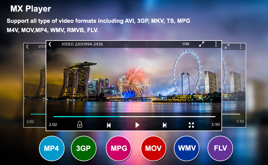 Max Video Player - HD Video Player- screenshot