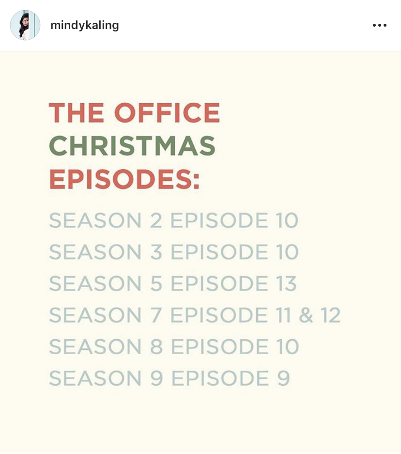 2540be4748 Not only is The Office one of my favorite television shows of all time, but the  Christmas episodes are comedy GOLD. Here are a few of my favorite Michael  ...