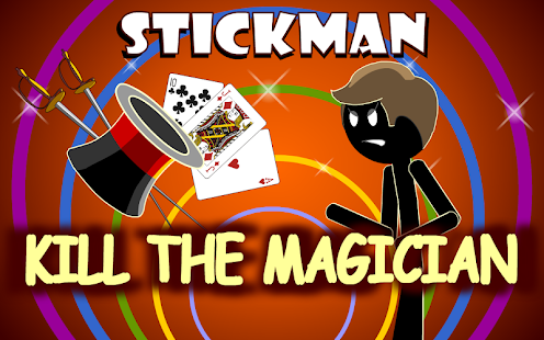 Stickmen mentalist. Kill the magician - náhled