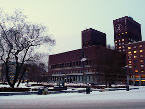 Photo: l'hôtel de ville