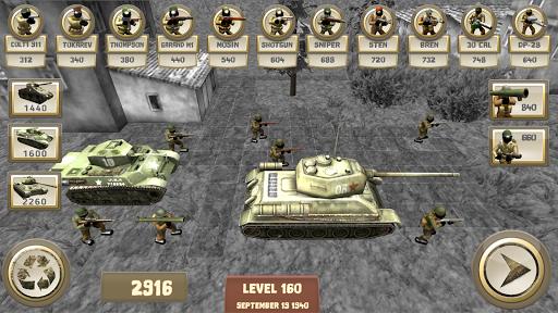 stickman ww2 battle simulator screenshot 1