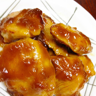 Teriyaki Chicken Breast That's Tasty Hot or Cold!