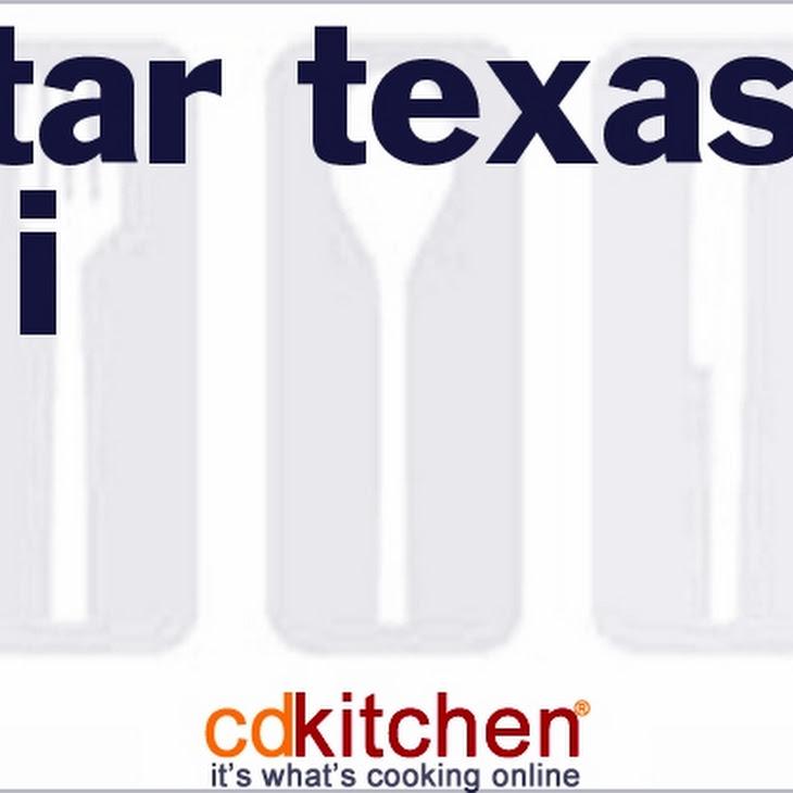 4-Star Texas Chili