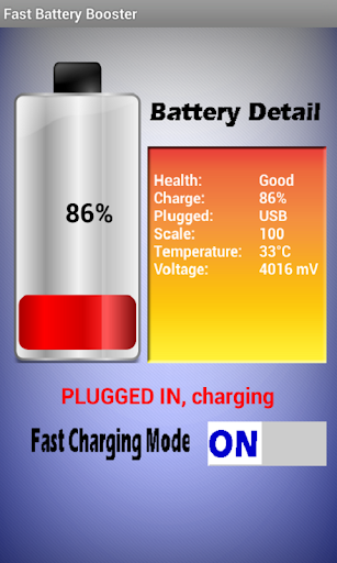 Fast Battery Booster