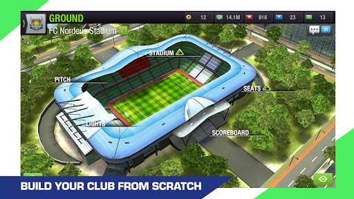 Top Eleven 2019 -  Be a soccer manager screenshots 1