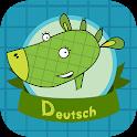 Lernspaß für Kinder in der Grundschule - Deutsch icon