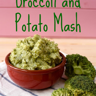 Mashed Broccoli Recipes