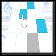 Piano Tiles Blue