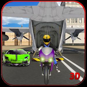 AirPlane Bike Transporter