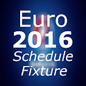 Euro Cup 2016 Schedule icon