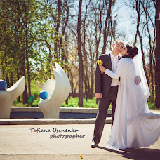 Wedding photographer Tatyana Yuschenko (tanyrf83). Photo of 25.01.2015